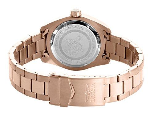 b68128c2438 Invicta Women s Specialty Analog Display Quartz Rose Gold Watch 20353